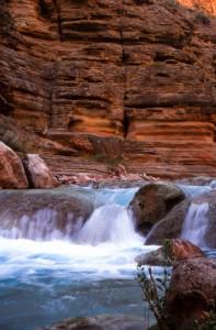 Havasu Creek, near Grand Canyon National Park