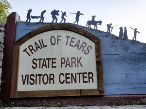 Trail of Tears State Park Visitor Center