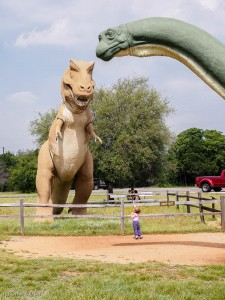 Fun at Dinosaur Valley State Park