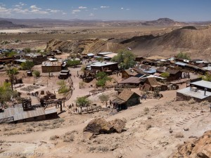 Calico Ghost Town was created by the same person who created Knott's Berry Farm