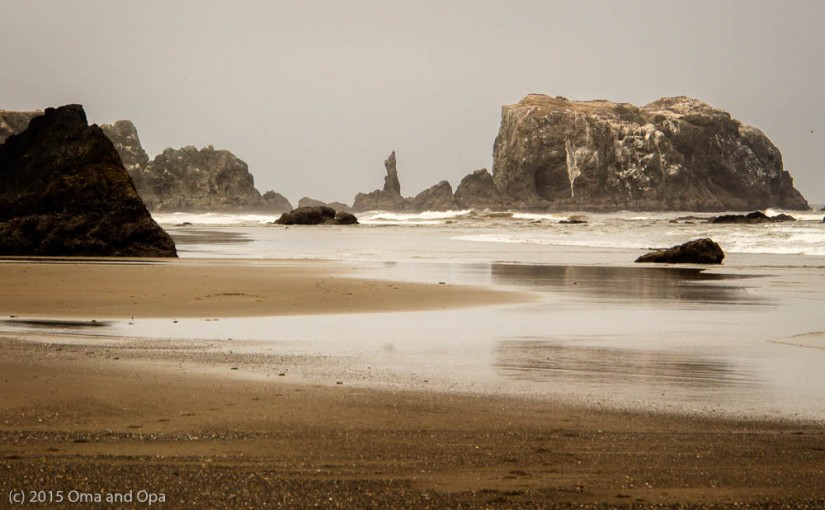 Bandon, OR and Bullard's Beach SP