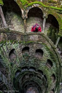 Oma, on the grounds of the Quinta Regaleira of Sintra
