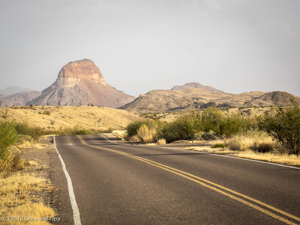 Big Bend or Bust – January 2018 – Annie & The Beast