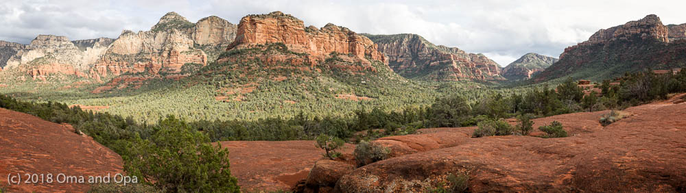 Jeeping about Sedona – February 2018