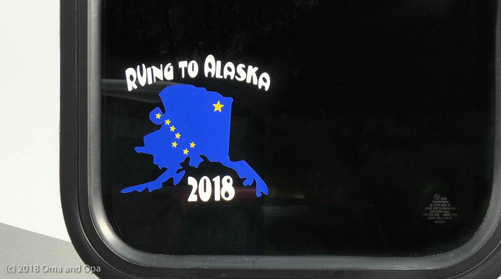 Alaska – Here we come!