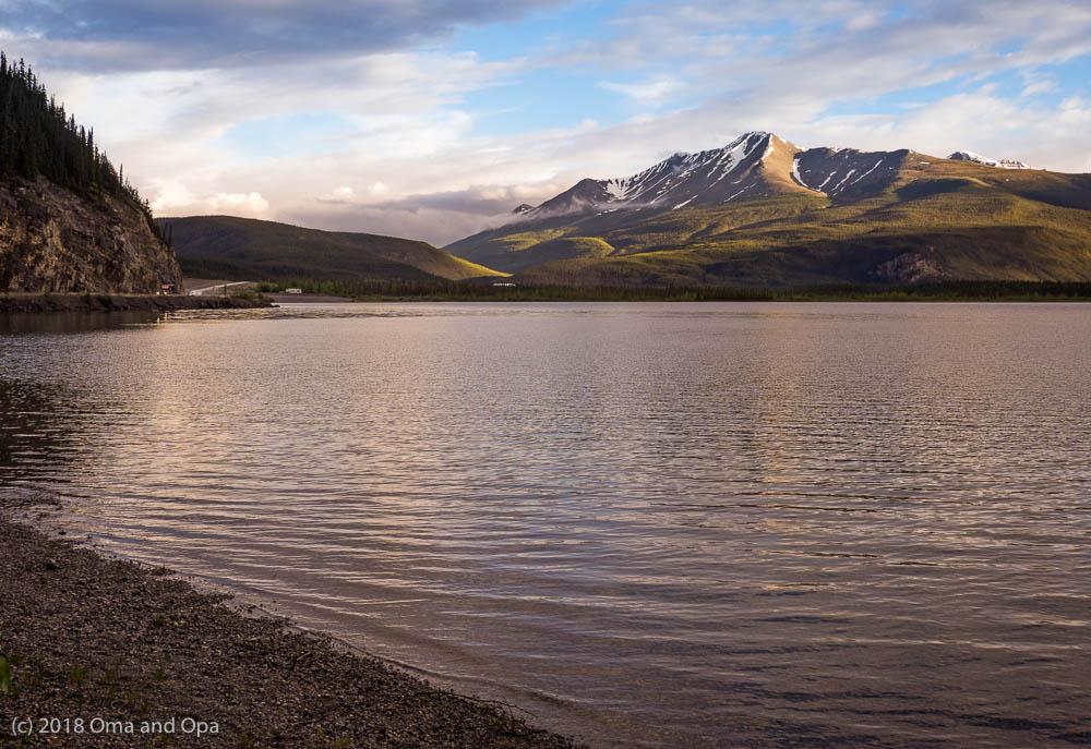 Buckinghorse River to Muncho Lake (Alaska Highway miles 171-432) – June 2018