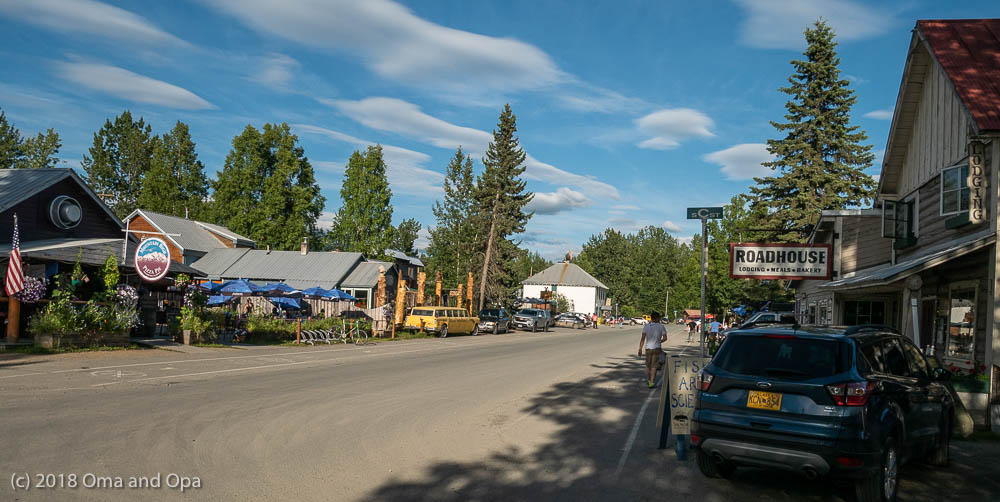 Talkeetna – July 2018