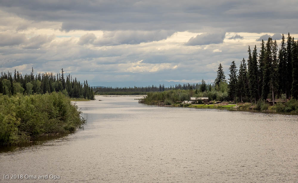 Fairbanks – August 2018
