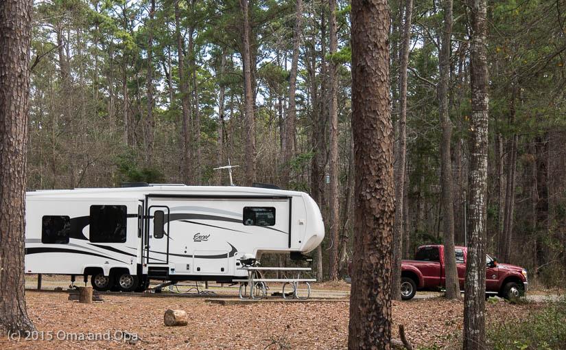 Daingerfield  State Park, Texas