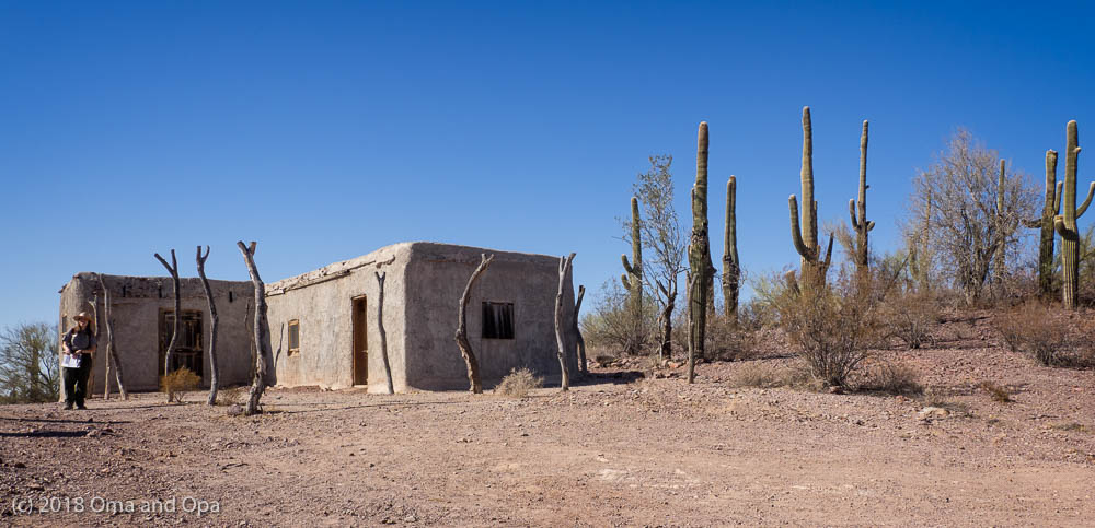 Organ Pipe National Monument (in our new motorhome) – February 2018