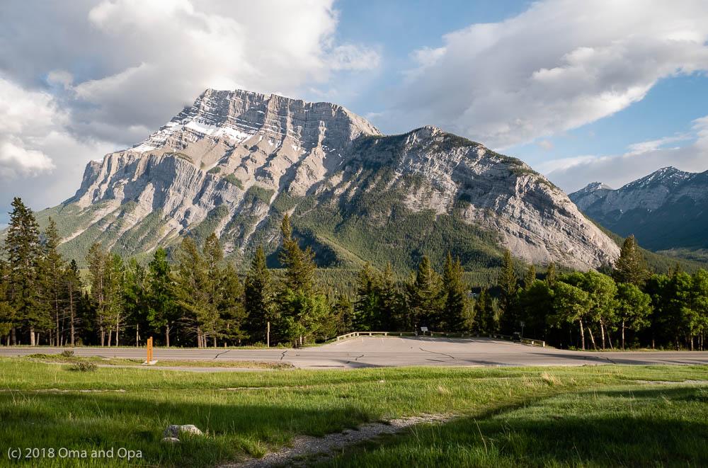 North to Banff – June 2018
