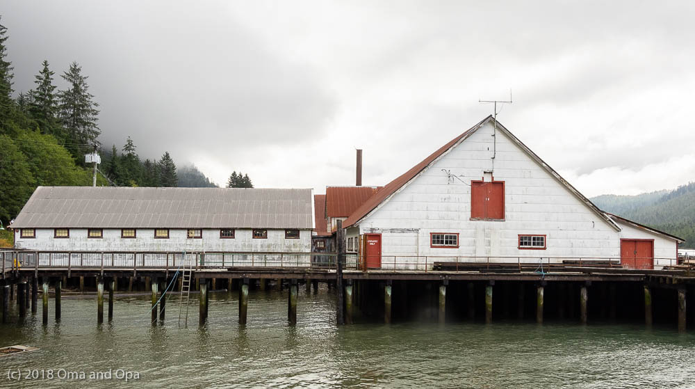Prince Rupert and The North Pacific Cannery Museum – August 2018